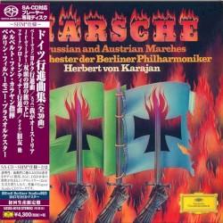Märsche - Prussian and Austrian Marches by Herbert von Karajan  &   Berliner Philharmoniker