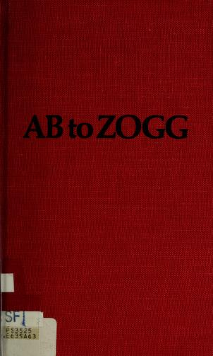 Ab to zogg by Eve Merriam