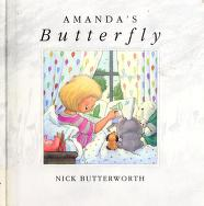 Cover of: Amanda's Butterfly | Nick Butterworth