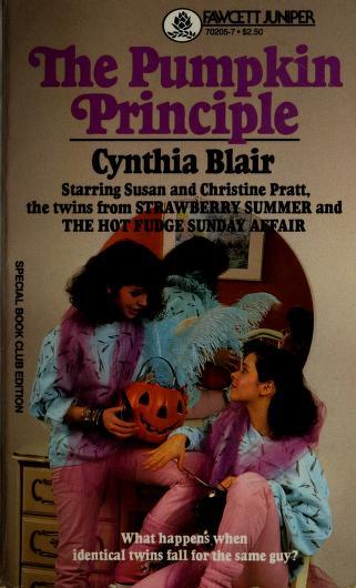 Cover of: The Pumpkin Principle | Cynthia Blair